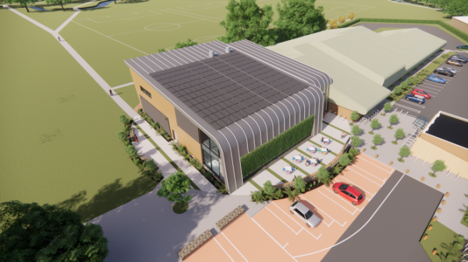 image of Hertford Leisure Centre Proposal